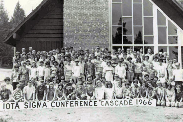 About Us Iota Sigma 1966